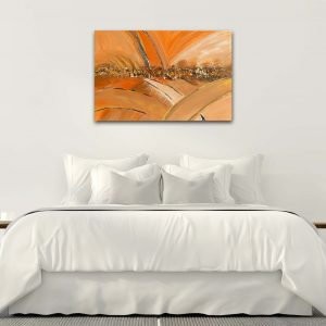 """Abstraktes Wandbild - Acryl Gemälde - """"Komposition"""" Unikat - 125"""