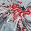 "Abstraktes Wandbild - Acryl Gemälde - ""Feuerwerk"" Unikat - 175"