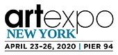 Harmony New York an der ART Expo 2020 23.-26. April 2020